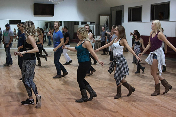 Beginner Country Swing 5:15-6:15 PM - Sunday, May 30 image