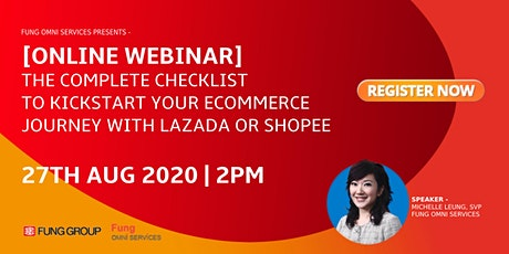 The Complete Checklist to Kickstart Your Ecommerce Journey! tickets
