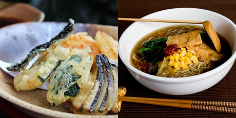 JAPANESE BEGINNER + RAMEN COOKING CLASS (INTENSIVE) tickets