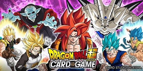 Dragon Ball Super Card Game - Premier TO Online Event tickets