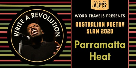 Paramatta Heat | Australian Poetry Slam tickets