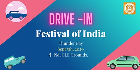 Drive -In Festival of India tickets