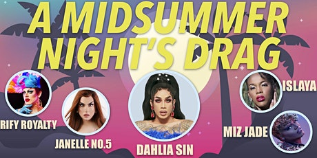 A Midsummer NIght's Drag tickets