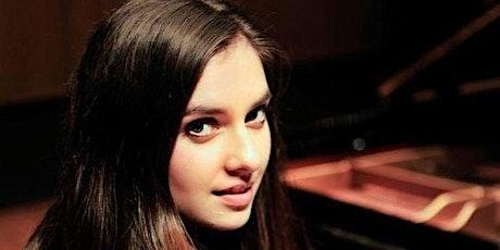 Spring Concert Series Live | Mekhla Kumar tickets