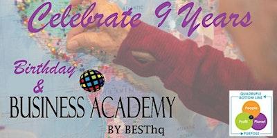 BESThq's Birthday & Business Academy:  #QBL – Planet