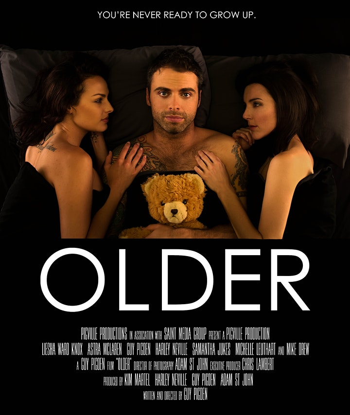 Older World Premiere with Q&A image