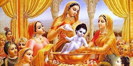 Janmastami darshan tickets