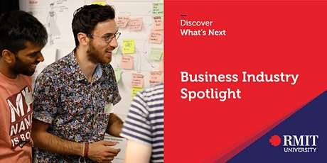 Discover What's Next - Business Industry Spotlight tickets