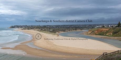 Noarlunga Camera Club AGM tickets