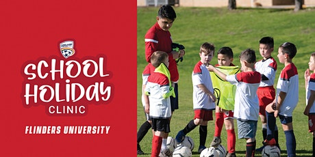 Adelaide United School Holiday Clinics - South tickets
