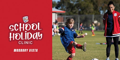Adelaide United School Holiday Clinics - North tickets