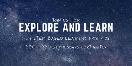 Explore and Learn - Buoyancy tickets