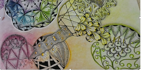 Zentangle Art Course (Tangling Nature) Online from 3 Sep tickets