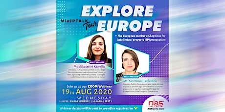 MiniPTALK TOUR: EXPLORE EUROPE tickets
