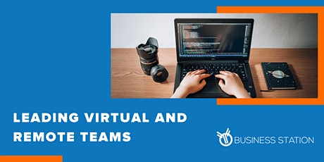 Leading Virtual and Remote Teams tickets