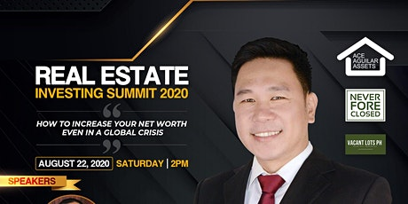 Real Estate Investing Summit 2020 tickets