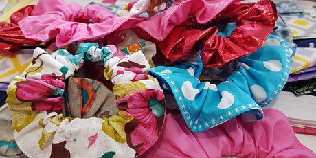 School Holiday Sewing - Scrunchies tickets