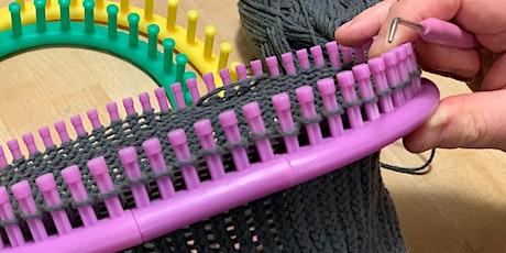 Loom Knitting tickets