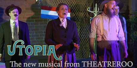 UTOPIA - A 60min Cabaret @ Montana Art Project, West End tickets