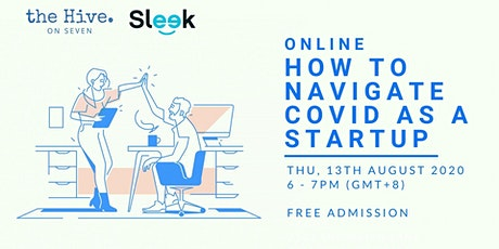Online: How to Navigate COVID as a Startup tickets