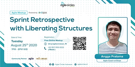 Sprint Retrospective with Liberating Structures tickets