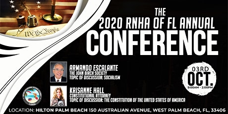 The 2020 RNHA of Florida Annual Conference tickets