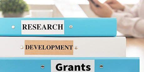 Manufacturing grant funding and R&D tax credits webinar tickets