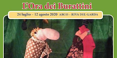 L'ORA DEI BURATTINI // IL CORAGGIO DI BIANCHINA biglietti