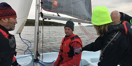 RYA Scotland Dinghy & Windsurfing RTC catch up tickets