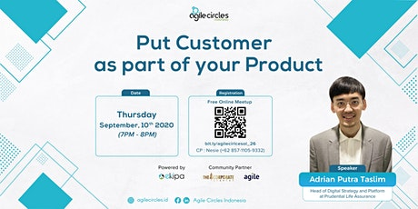 Put Customer as part of your Product tickets