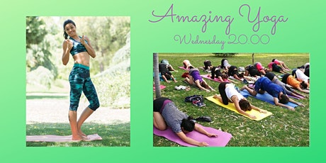 Yoga Class - 60 mins Parque Practise tickets