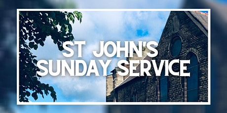 St John's Church Service tickets