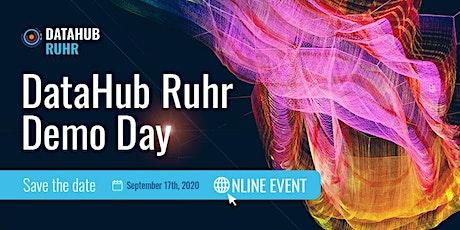 Digital DataHub Ruhr Demo Day boletos