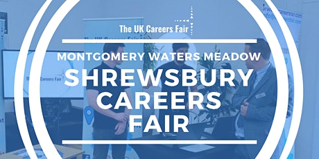 Shrewsbury Careers Fair tickets