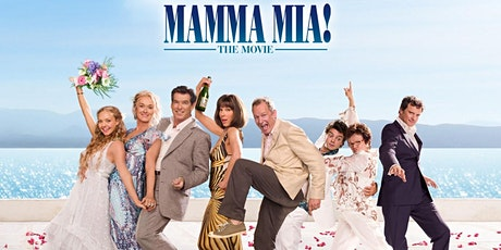 Community Fun Night - Mamma Mia Outdoor Cinema tickets