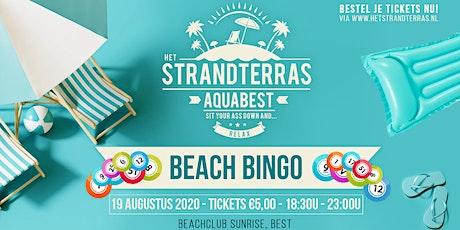Strandterras Beach Bingo tickets