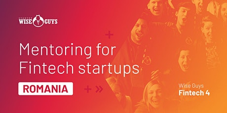 One on One mentoring for Romanian Fintech startups tickets