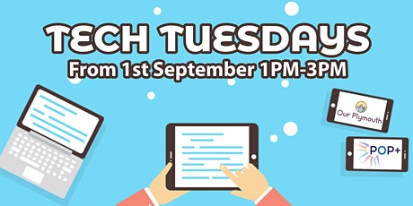POP+ Tech Tuesdays tickets