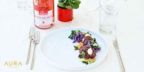 Aura - Food Art & Tradition: Cena con degustazione vini Cantina Ottella biglietti