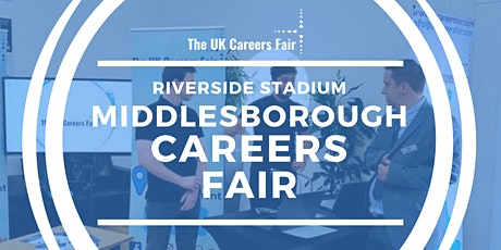 Middlesborough Careers Fair tickets
