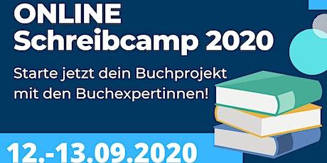 ONLINE-Schreibcamp 2020 Tickets