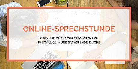 Online-Sprechstunde von vostel.de Tickets