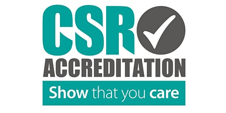 CSR Training Module 4 - The Four Pillars of CSR Accreditation tickets