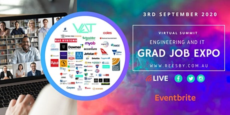 Student and Graduate Engineering and IT Job Expo (Online Event) tickets