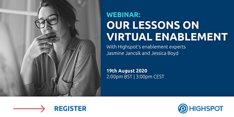 Our Lessons on Virtual Enablement tickets
