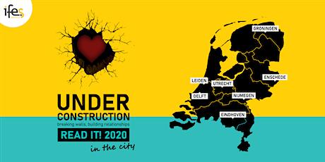 IFES Read it! 2020 | in the city - Nijmegen tickets