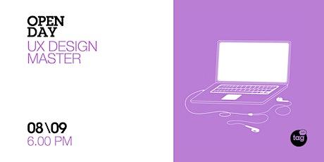 Open Day | UX Design Master biglietti