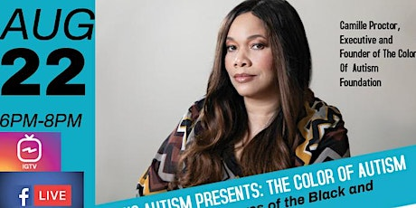 Fading Autism Presents: The Color of Autism tickets