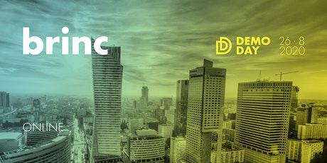Brinc Poland Investor Demo Day tickets