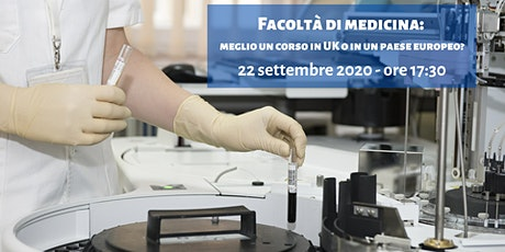 Facoltà di medicina: meglio un corso in UK o in un paese europeo? biglietti